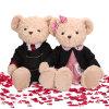Plush Wedding Couples&Twins Teddy Bear Gifts