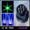 New Popular Mini 6PCS Bee Eyes RGBW LED Moving Head Beam Light