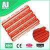 Several Color Raised Rib Plastic Modular Conveyor Belt