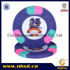 9.5g 3-Tone M Sticker Chip (SY-C07)
