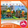 New Design Large Popular Plastic Slide Outdoor Toy Playground Equipment