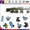 Galvanized Steel C-Rail Cable Festoon System