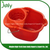 Red Fully Automatic Mop Bucket (JL-143)