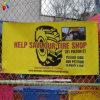 Outdoor Custom Digital Printing PVC Vinyl Flex Banner for Advertising