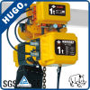 0.5-5 Ton Low Headroom Electric Chain Hoist with Trolley