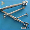 316/304 Stainless Steel High Polished Closed Body Rigging Screw Turnbuckle