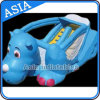 Inflatable Blue Hippo Slide for Party & Event