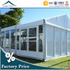 10mx10m Colorful Decoration Waterproof Glass Wall Outdoor Event Tents for Sale