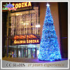 Fashional 10m Green Artificial Christmas Tree Metal Stand Decoration Light