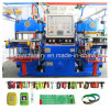 2rt/3rt/4rt Double Station Rubber Bracelet/Keypad Compression Molding Machine