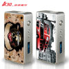 2015 Alibaba China New Product Temp Control VV VW Box Mod E CIGS UK