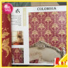 Bulk Sales Interior Decoration Items Columbia Type PVC Wallpaper