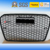 "Auto Car Front Grille (Chromed Logo) for Audi RS5 2013""with Black"