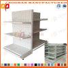 Manufactured Customized Metal Supermarket Gondola Shelf (Zhs453)