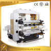 Two Color Stickers Flexo Printing Machine