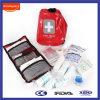 Red Leather Waterproof Camp Emergency Kits
