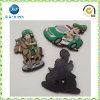 Wholesale Christmas Decoration 3D Rubber Fridge Magnet (JP-FM056)