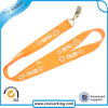 Various Kind of Styles Factory Directly Custom Orange Lanyards