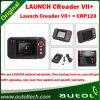 Original Obdii Eobd Launch X431 Creader VII+ Crp123 Multi-Language Launch X431 Diagnostic VII+ Code Reader 2013 Hot Sale