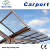 Aluminum Car Awnings for Garden Gazebo (B810)