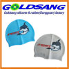 Customized Printed Waterproof Silicone Swimming Caps