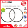 24mm Wide Newest Carbon Fiber Rims Carbon Bicycle Rims, MTB Carbon Rims 650b Tubeless
