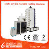 Cczk High Quality Stainless Steel Plate Tube PVD Titanium Gold Plating Machine, Large PVD Vacuum Ion Coating Machine