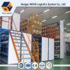 Steel Medium Duty Mezzanine with Floor Support