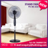 New Models 16 Inch Black Stand Fan with Low Noise (FS-40-335)