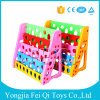Children′s Bookshelf, Bookcase, Plastic Nursery Shelf, Home Cabinet, Toy Storage Rack, Toy Cabinet