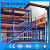 Sunnyrack Heavy Duty Warehouse Industrial Storage Mezzanine Floor