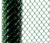 Provide Various PVC Coated / Galvanized Used Chain Link Fence