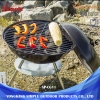 Folding Portable Outdoor BBQ Grill Equipment with Wire Mesh