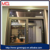 Aluminium Sliding Window with Bronze Color