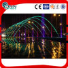 Colorful Music Water Decoration Laminar Fountain