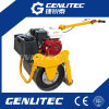 Single Roller Walk Behind Manual Vibrator Soil Compactor