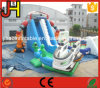 2017 Popular Design Professional Supplier Giant Inflatable Slide, Giant Inflatable Water Slide