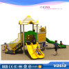 Commercial Kindergarten Plastic Children Outdoor Playground Vs2-3079A