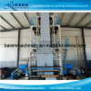 Double Screw Double Layer Courier Film Extrusion Machine Double Rewinder Get Two Folded Film Roller