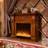 Hotel Furniture European Electric Fireplace with Ce Certificate (334)