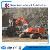 49t Excavator with 2.5m3 Face Shovel and Cummins Engine for Mining