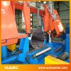 Auto CNC Band Saw Steel Pipe Cutting Machine