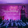 Popular 50*50cm DMX LED Video Dance Floor