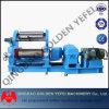 Open Two Roll Rubber Mixing Mill Machine (Hardened Reducer)