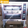 Bakery Equipments 2 Decks and 4 Trays Electric Deck Baking Oven
