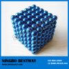 Blue Qqmag/Neocube/Buckyball/7mm Neocube