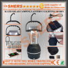 Solar Camping Lantern 36 LED USB Outlet Dynamo Cranking