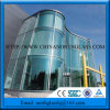 Exterior Wall Clear Curved Bent Tempered Glass