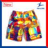 Healong Customized Full Sublimation Printing Beach Shorts