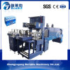 PE Film Fully Automatic Bottle Shrink Wrapping Packing Machine